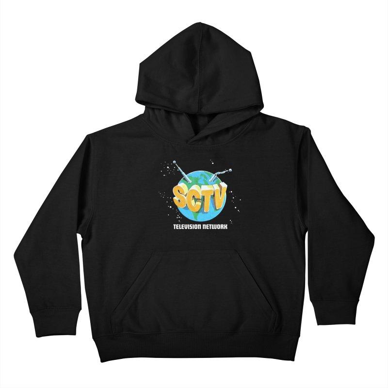 SCTV Global Kids Pullover Hoody by secondcity's Artist Shop