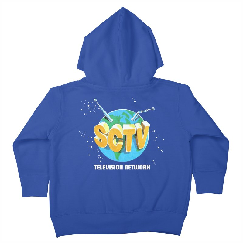 SCTV Global Kids Toddler Zip-Up Hoody by The Second City