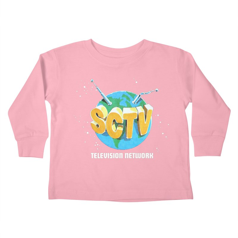 SCTV Global Kids Toddler Longsleeve T-Shirt by The Second City