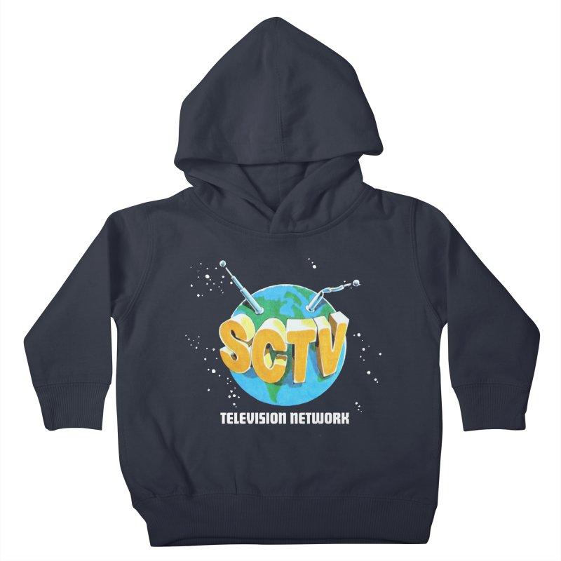 SCTV Global Kids Toddler Pullover Hoody by secondcity's Artist Shop