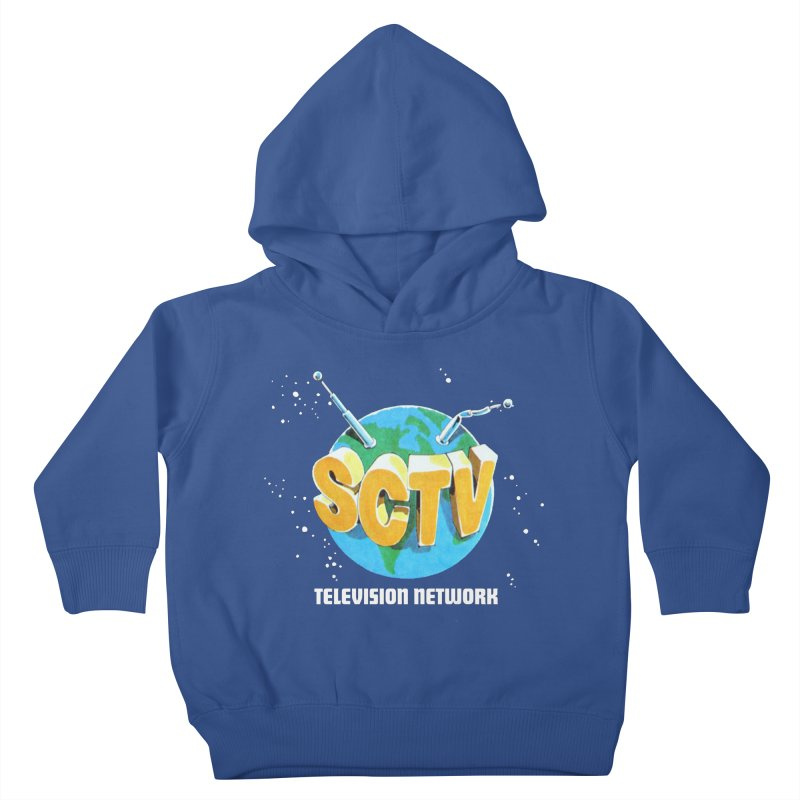 SCTV Global Kids Toddler Pullover Hoody by The Second City