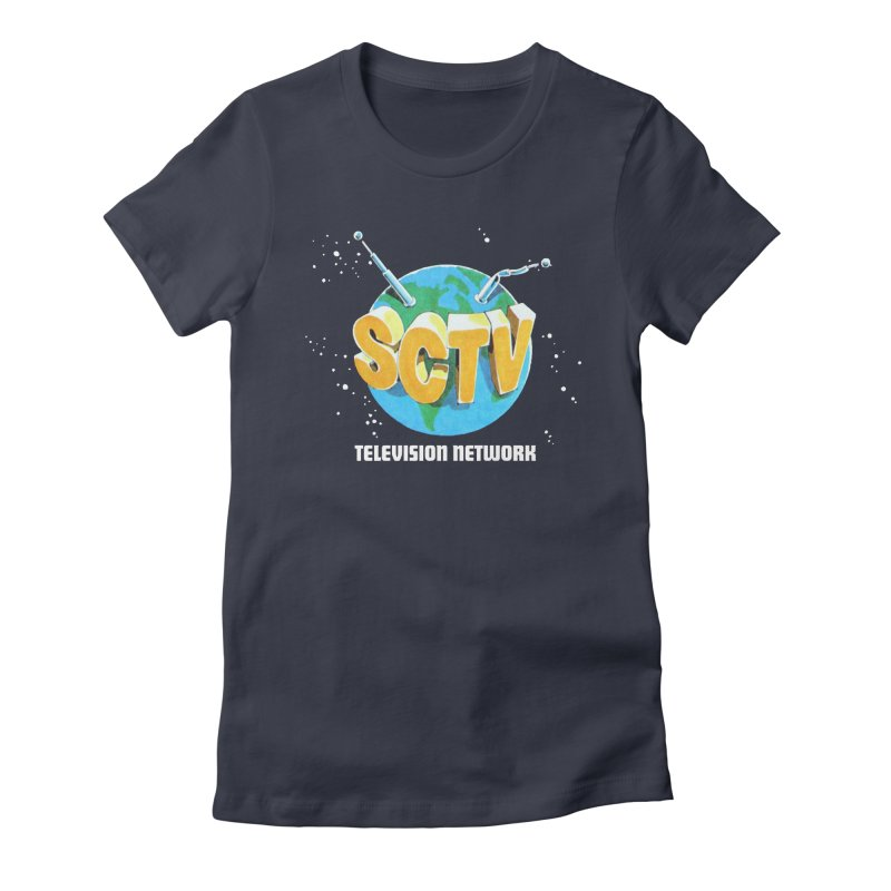 SCTV Global Women's Fitted T-Shirt by The Second City