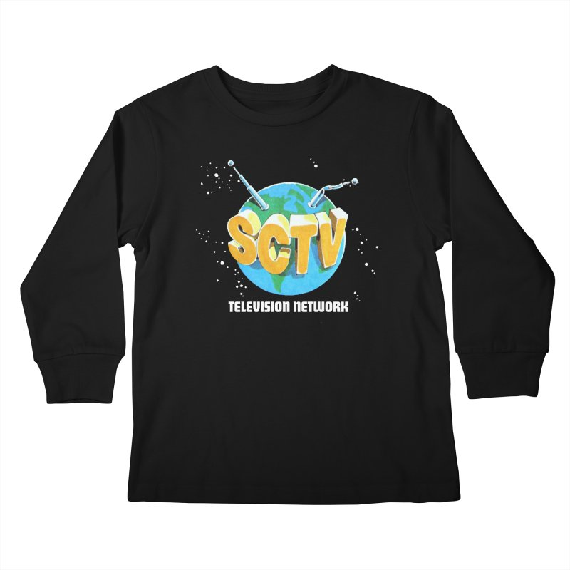 SCTV Global Kids Longsleeve T-Shirt by The Second City