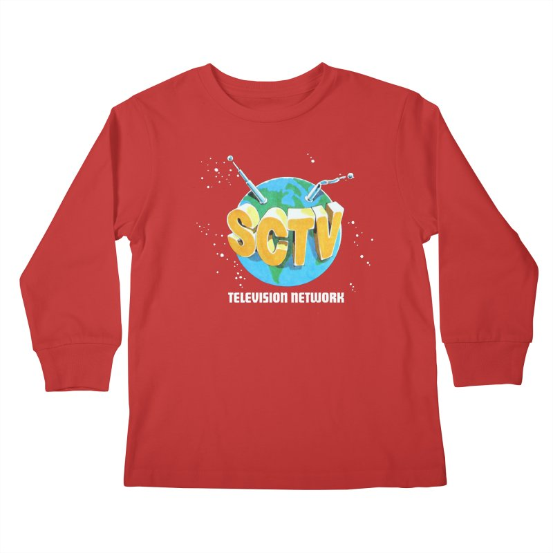 SCTV Global Kids Longsleeve T-Shirt by The Second City