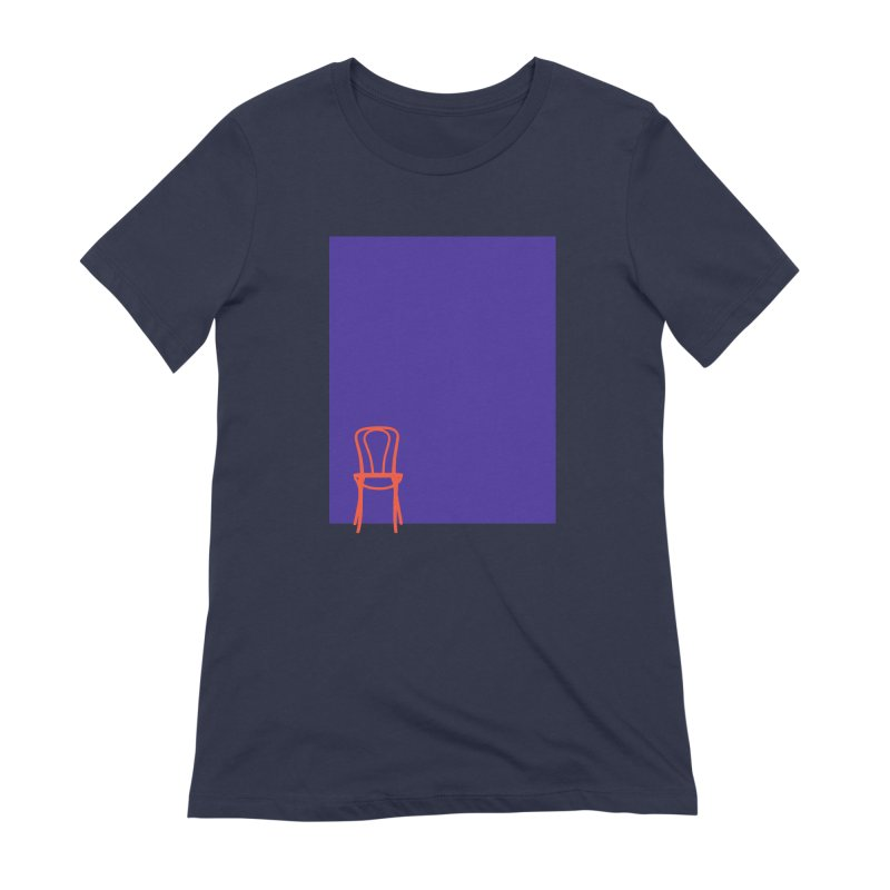 80s Bentwood Women's Extra Soft T-Shirt by The Second City