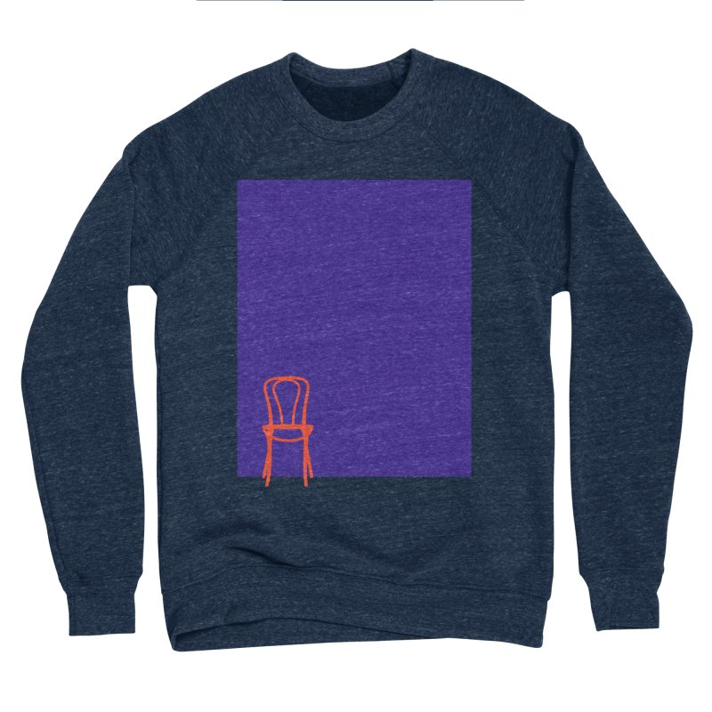 80s Bentwood Men's Sponge Fleece Sweatshirt by The Second City