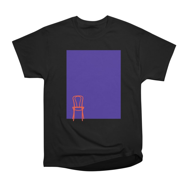 80s Bentwood Men's Heavyweight T-Shirt by The Second City
