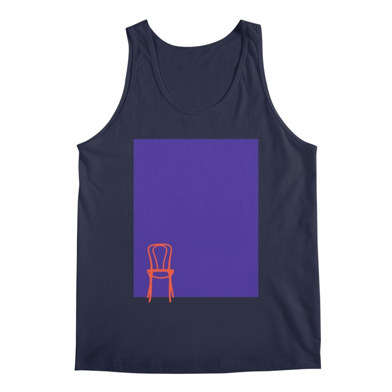 80s Bentwood Men's Tank by The Second City