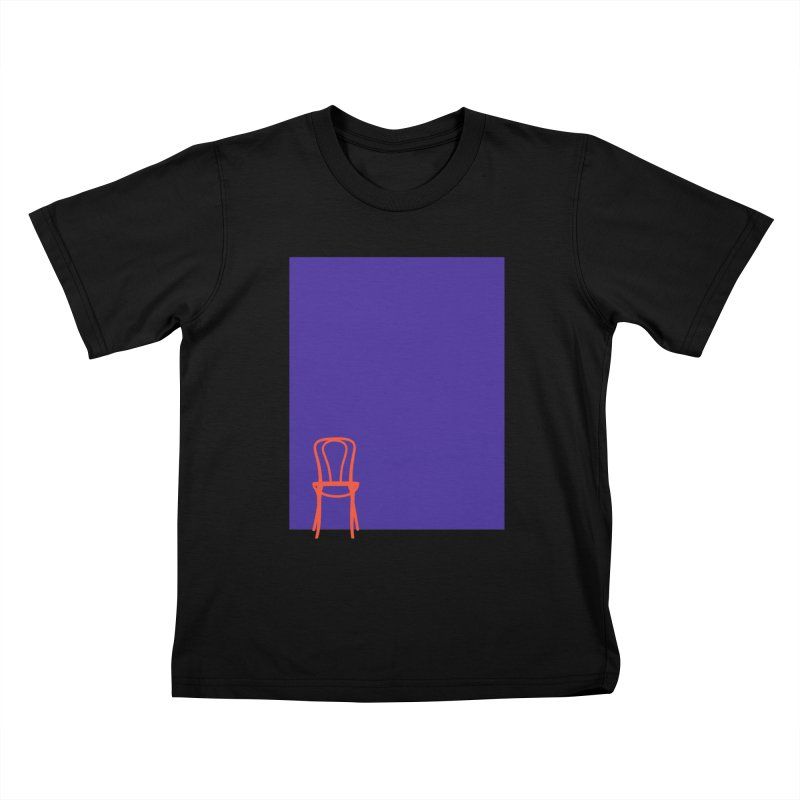 80s Bentwood Kids T-Shirt by The Second City