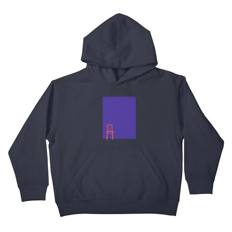 80s Bentwood Kids Pullover Hoody by The Second City