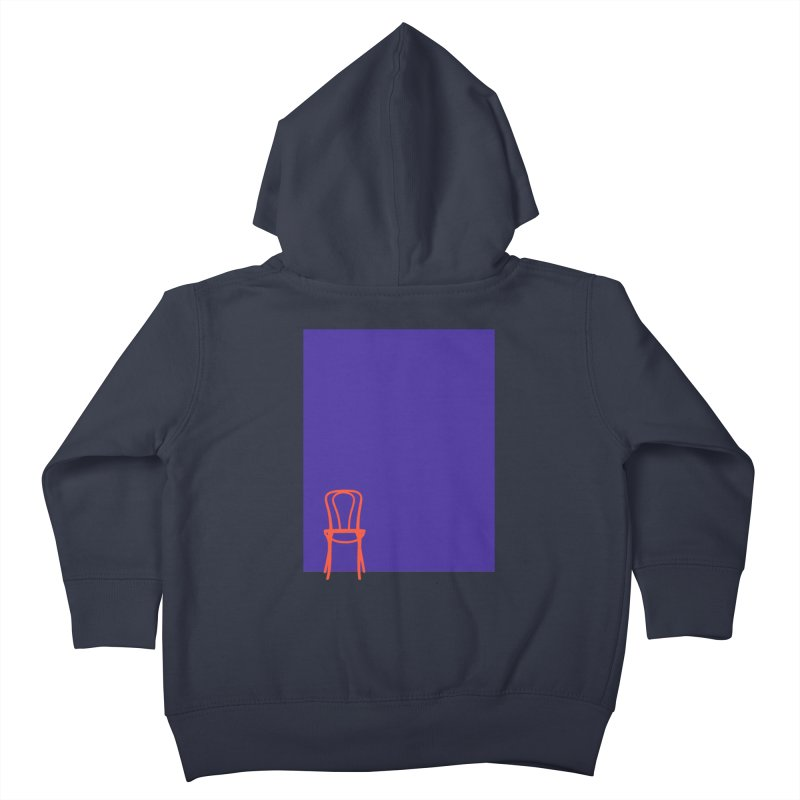 80s Bentwood Kids Toddler Zip-Up Hoody by The Second City