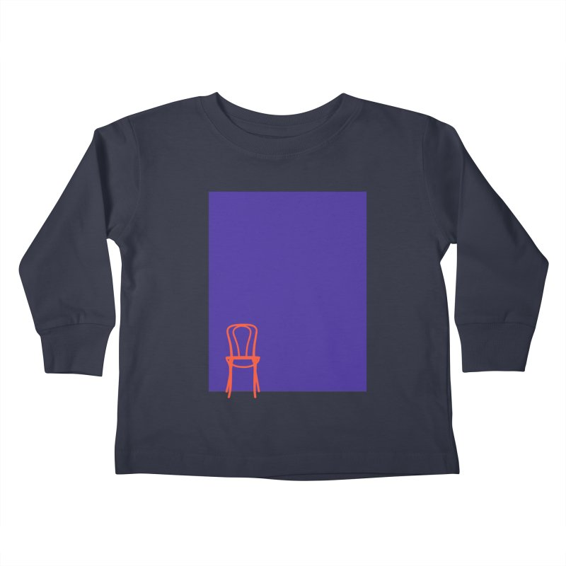80s Bentwood Kids Toddler Longsleeve T-Shirt by The Second City