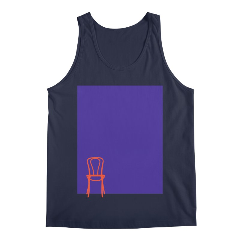 80s Bentwood Men's Regular Tank by The Second City