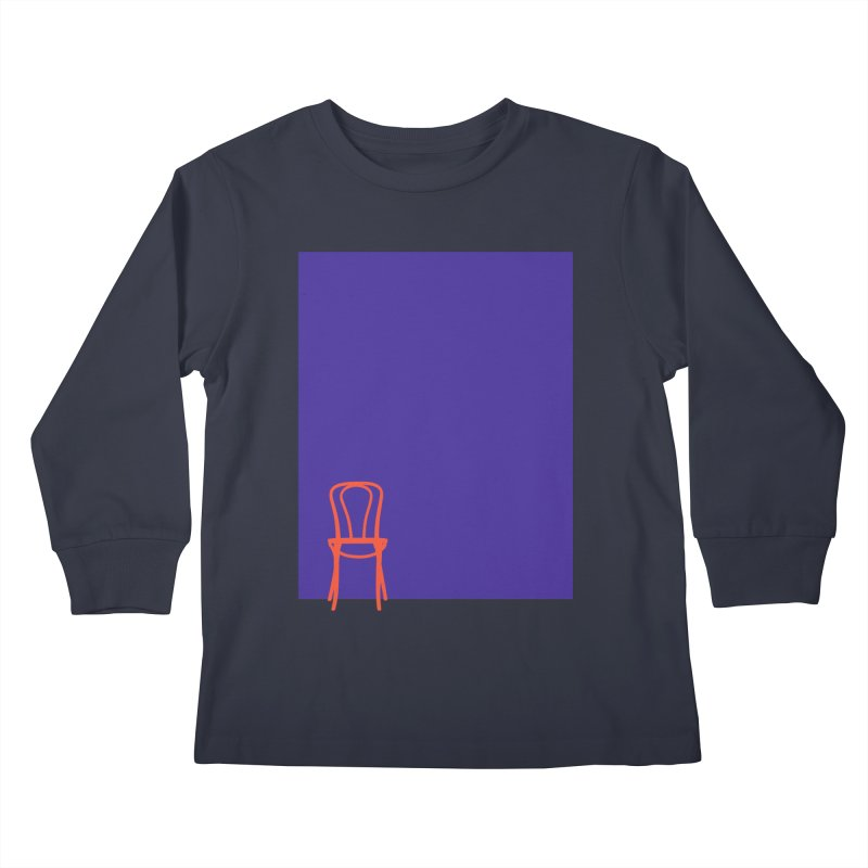 80s Bentwood Kids Longsleeve T-Shirt by The Second City