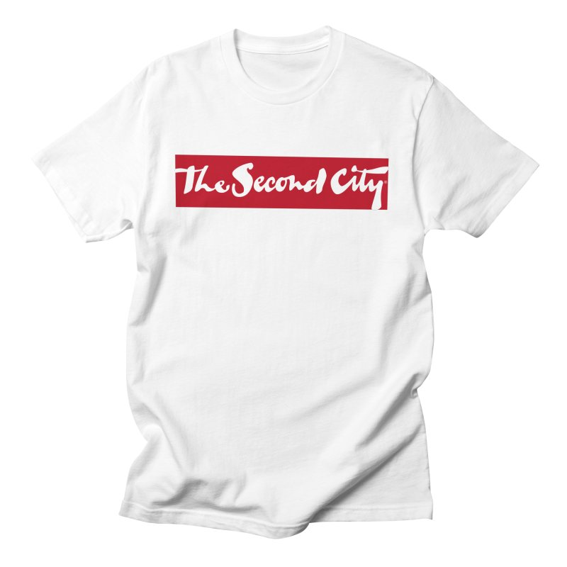 Red Flag Men's T-Shirt by The Second City