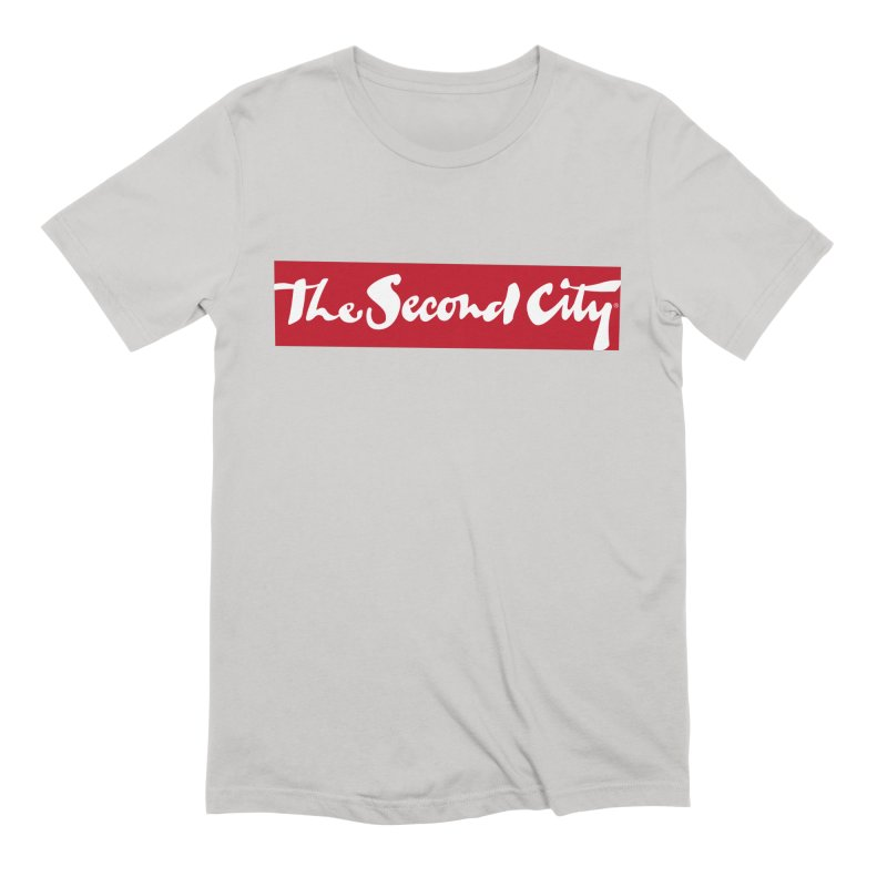 Red Flag Men's Extra Soft T-Shirt by The Second City