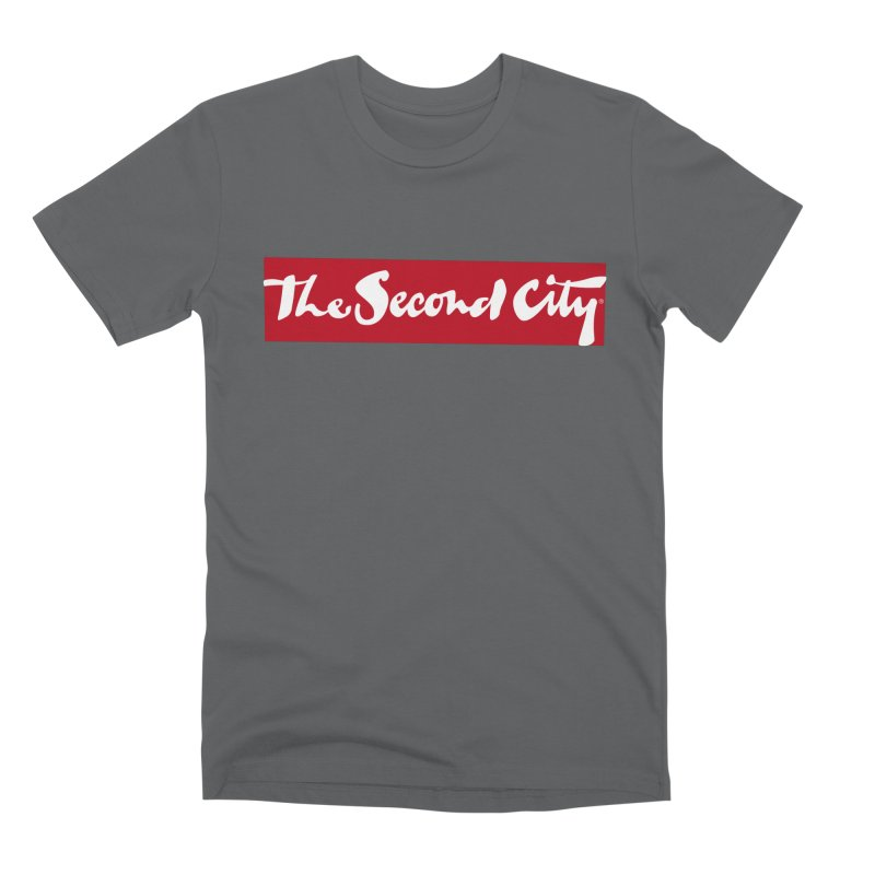 Red Flag Men's Premium T-Shirt by The Second City