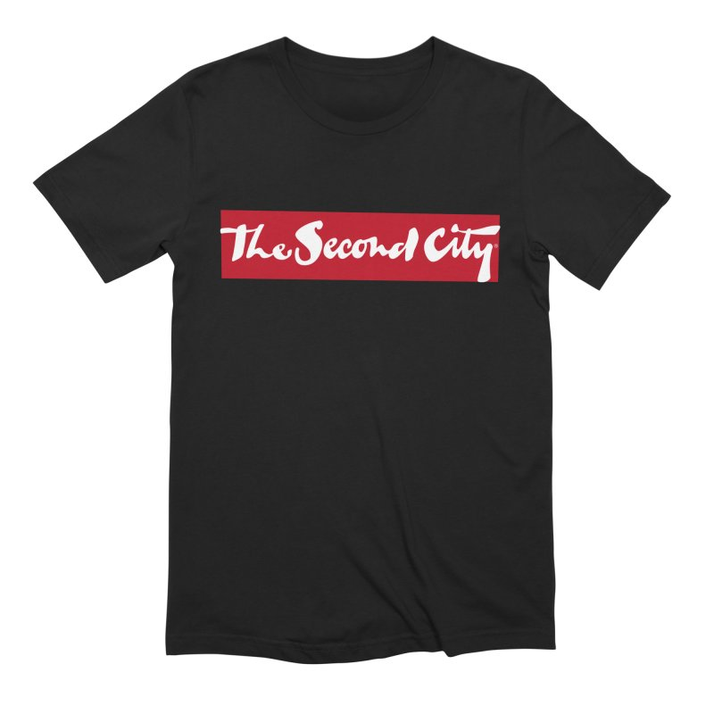 Red Flag Men's Extra Soft T-Shirt by secondcity's Artist Shop