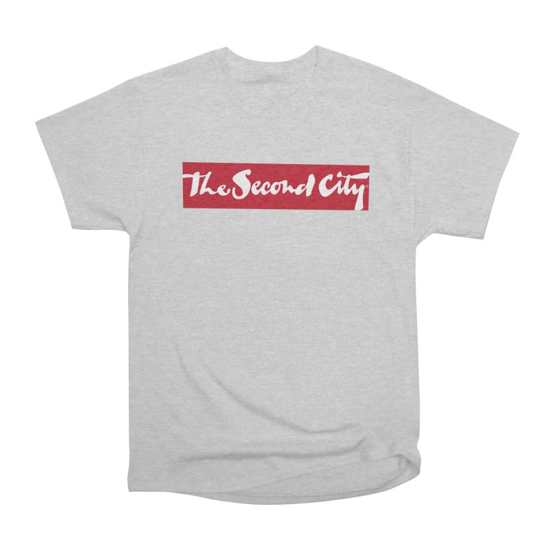 Red Flag Men's Heavyweight T-Shirt by The Second City