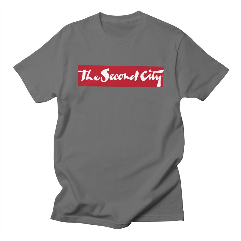 Red Flag Women's Regular Unisex T-Shirt by The Second City