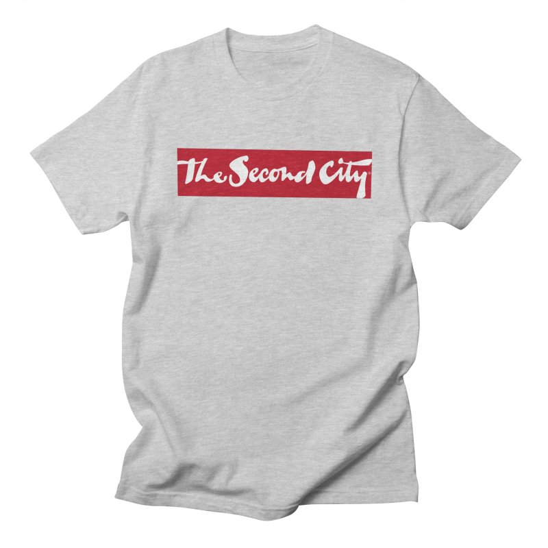 Red Flag Men's Regular T-Shirt by secondcity's Artist Shop