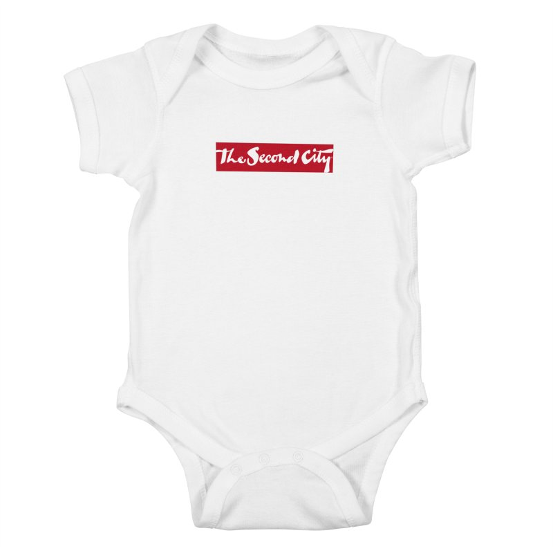 Red Flag Kids Baby Bodysuit by The Second City