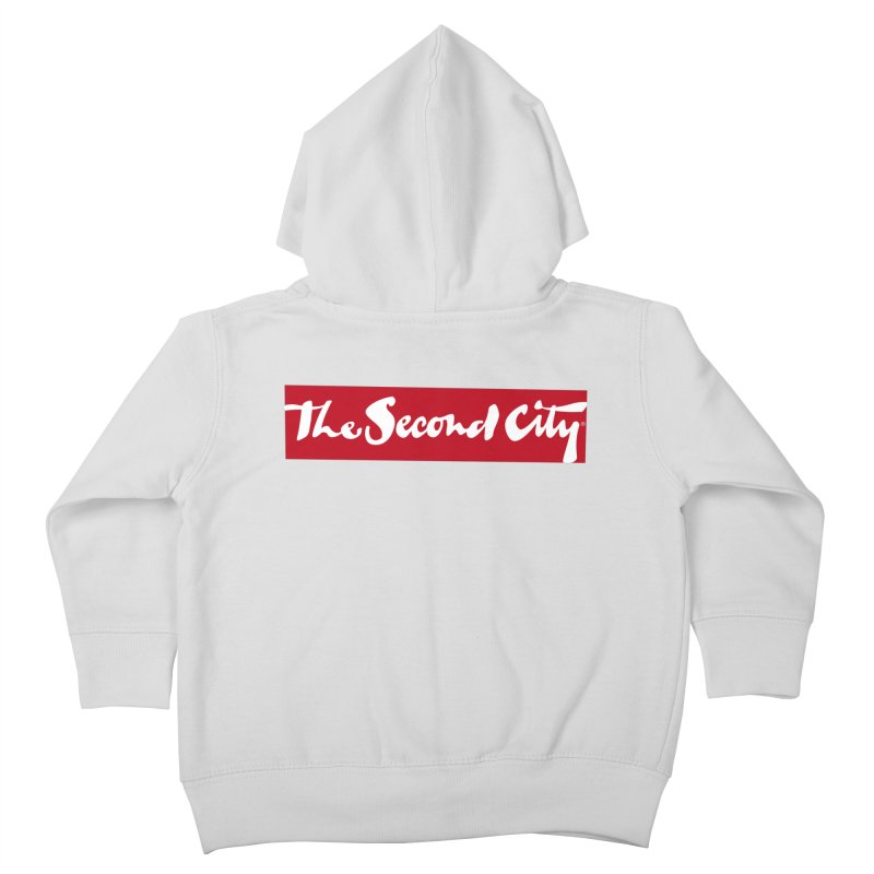Red Flag Kids Toddler Zip-Up Hoody by The Second City