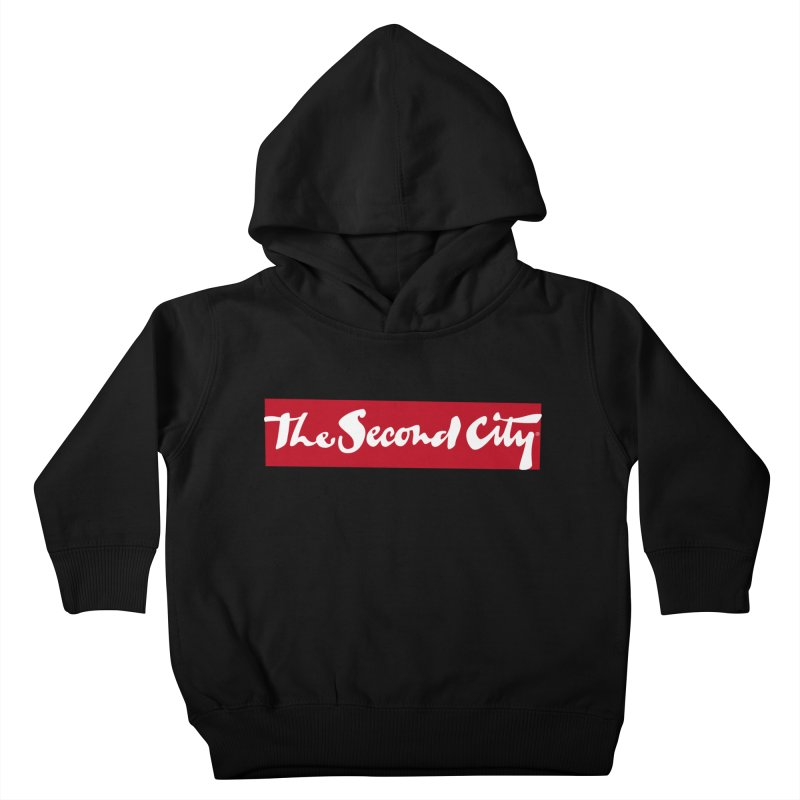 Red Flag Kids Toddler Pullover Hoody by The Second City