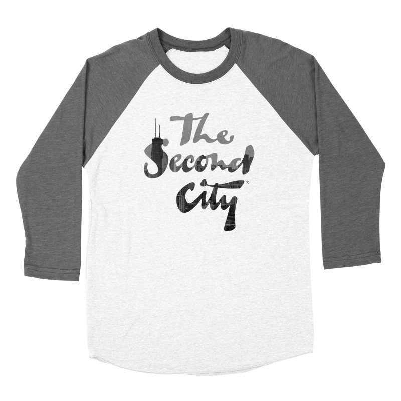 Stacked Skyline Women's Longsleeve T-Shirt by The Second City