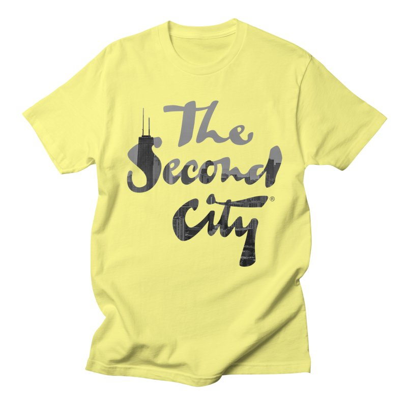 Stacked Skyline Women's Regular Unisex T-Shirt by The Second City
