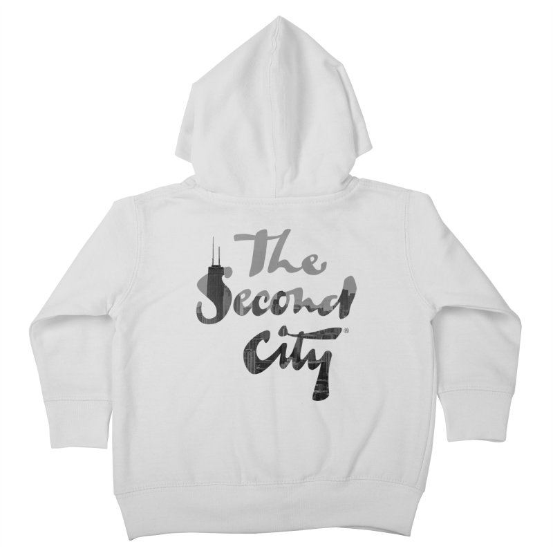 Stacked Skyline Kids Toddler Zip-Up Hoody by The Second City