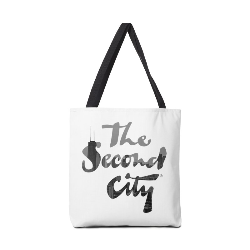 Stacked Skyline Accessories Tote Bag Bag by The Second City