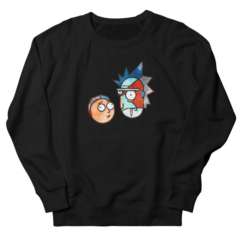 Rick and Morty Men's Sweatshirt by Sedkialimam's Artist Shop