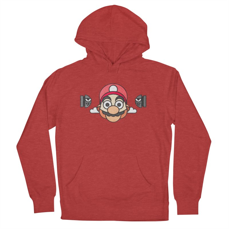 Super Mario Women's Pullover Hoody by Sedkialimam's Artist Shop