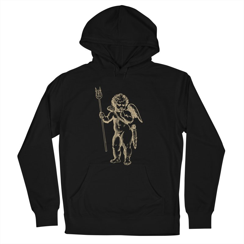 Angel  Women's Pullover Hoody by Sedkialimam's Artist Shop