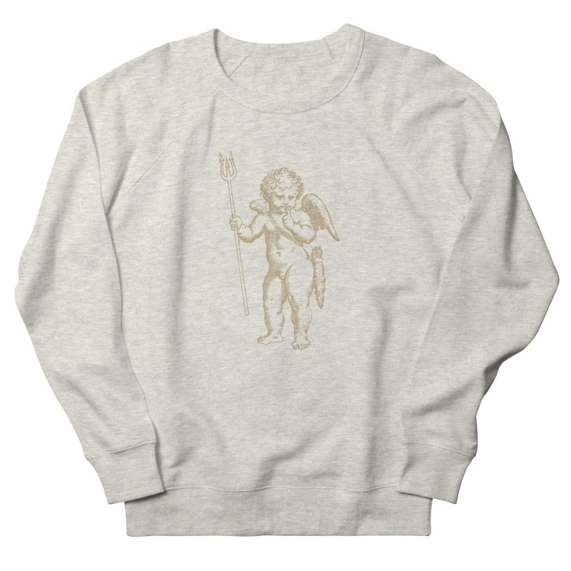 Angel  Men's Sweatshirt by Sedkialimam's Artist Shop
