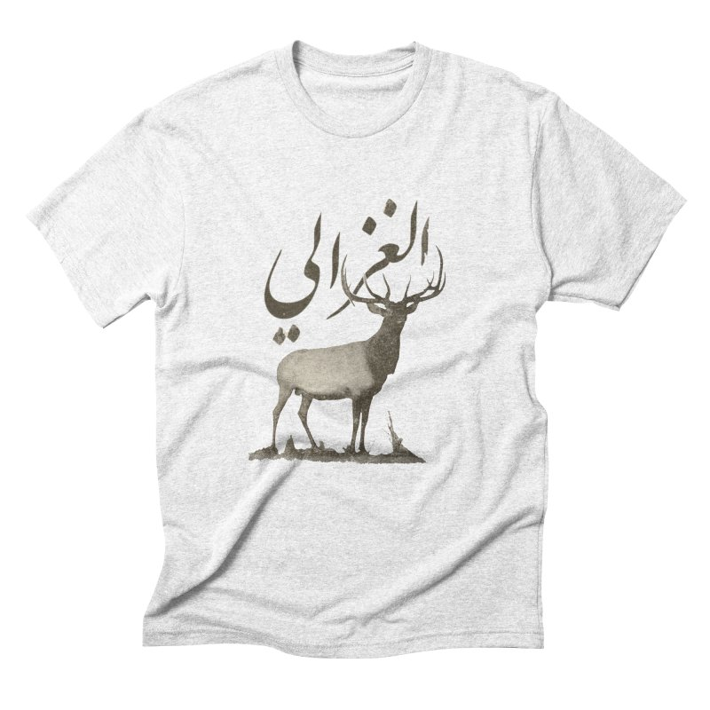 Ghazali Men's Triblend T-shirt by Sedkialimam's Artist Shop