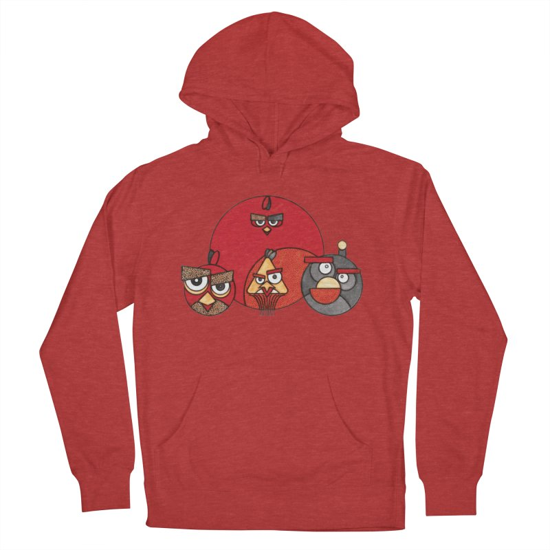 Angry Birds Women's Pullover Hoody by Sedkialimam's Artist Shop