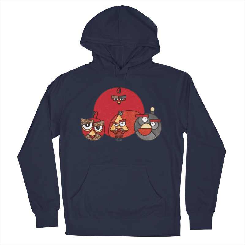 Angry Birds Men's Pullover Hoody by Sedkialimam's Artist Shop