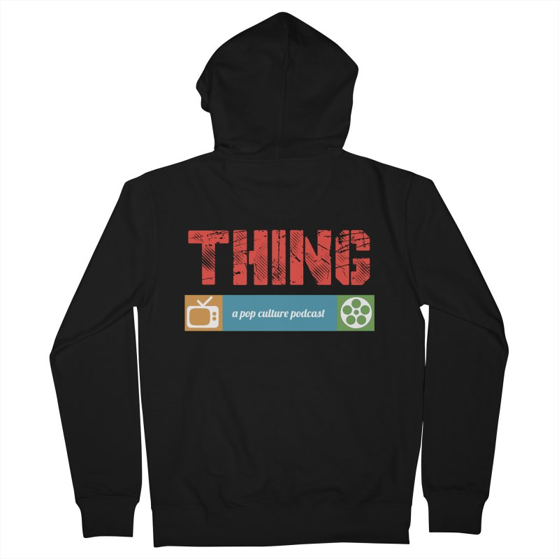 See, Here's the Thing Logo Women's Zip-Up Hoody by See, Here's the Thing Merch Shop