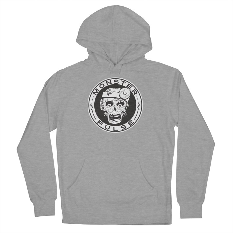 Monster Pulse Women's French Terry Pullover Hoody by See Monsters's Artist Shop