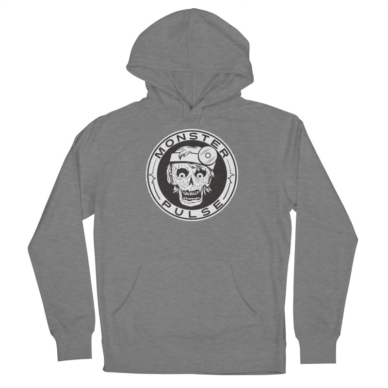 Monster Pulse Men's French Terry Pullover Hoody by See Monsters's Artist Shop