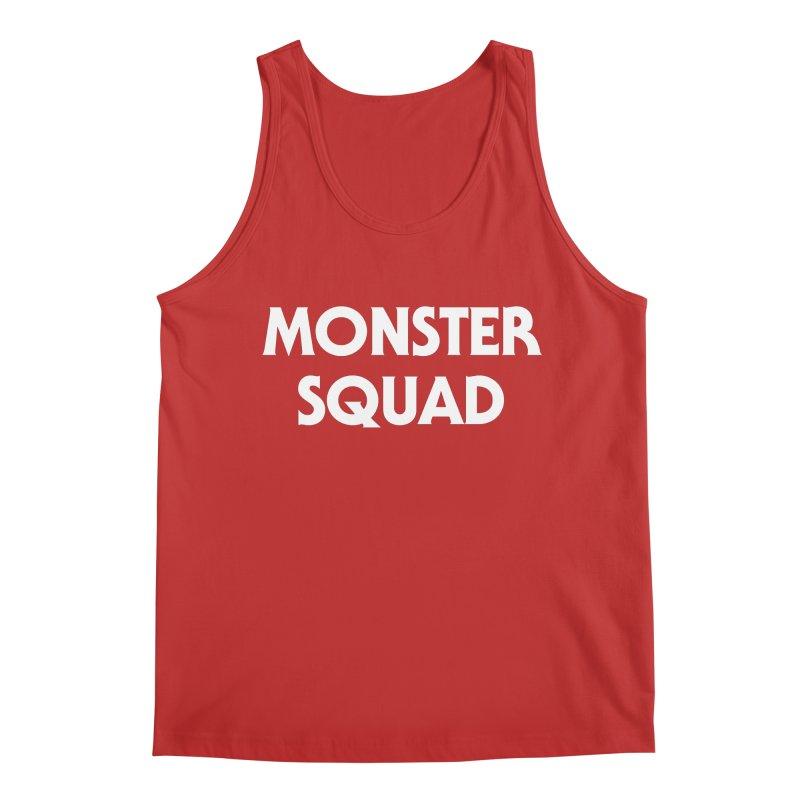 Monster Squad Men's Regular Tank by See Monsters's Artist Shop