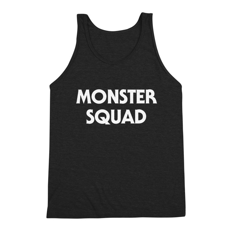 Monster Squad Men's Triblend Tank by See Monsters's Artist Shop