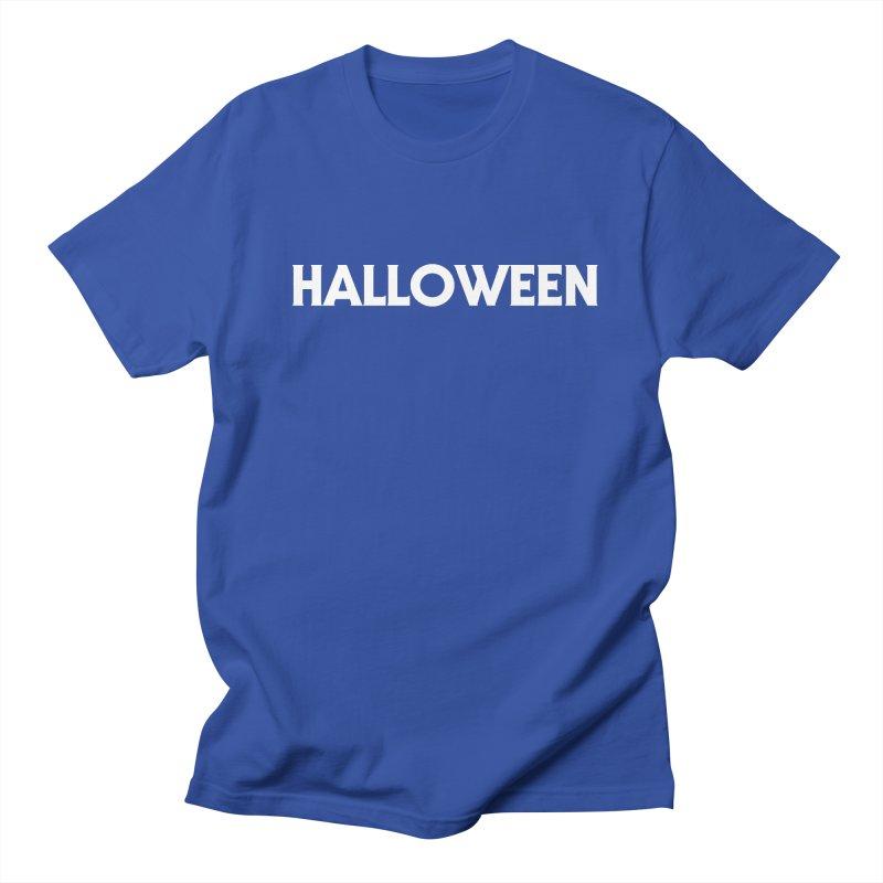 Halloween Men's Regular T-Shirt by See Monsters's Artist Shop