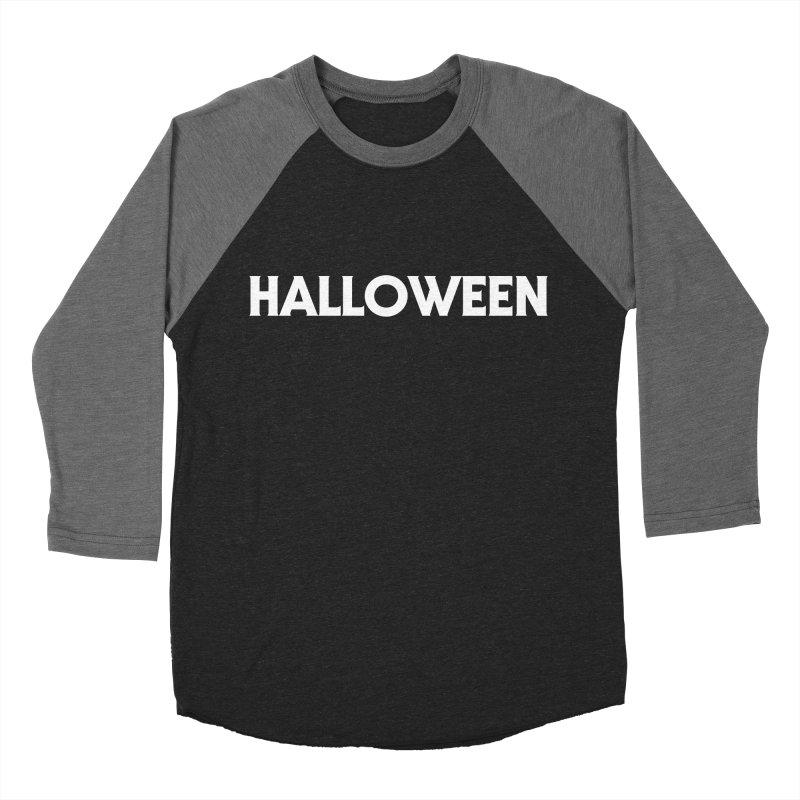 Halloween Men's Baseball Triblend Longsleeve T-Shirt by See Monsters's Artist Shop
