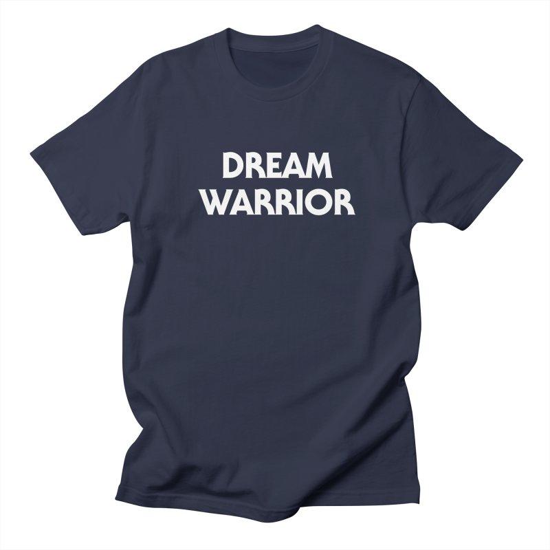 Dream Warrior Men's Regular T-Shirt by See Monsters's Artist Shop