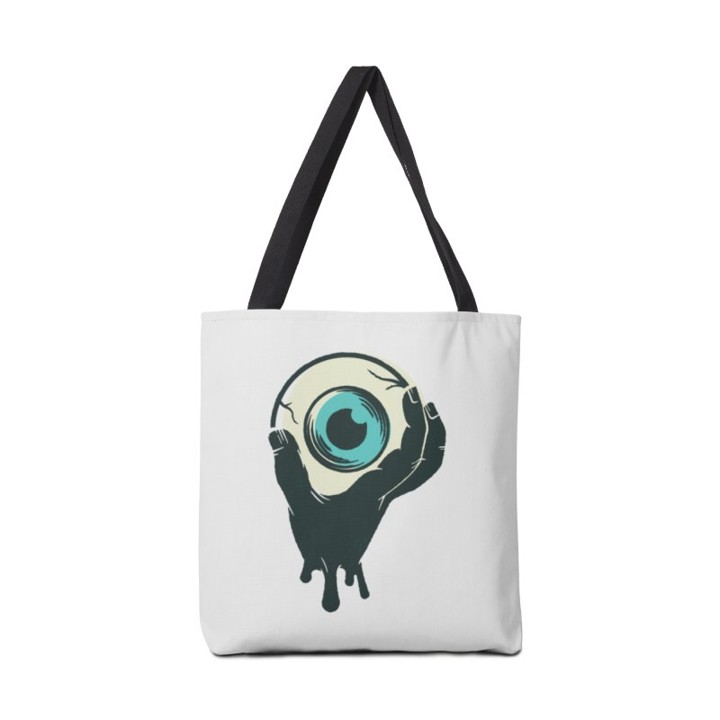 The Eye Accessories Tote Bag Bag by See Monsters's Artist Shop