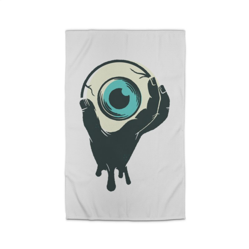 The Eye Home Rug by See Monsters's Artist Shop