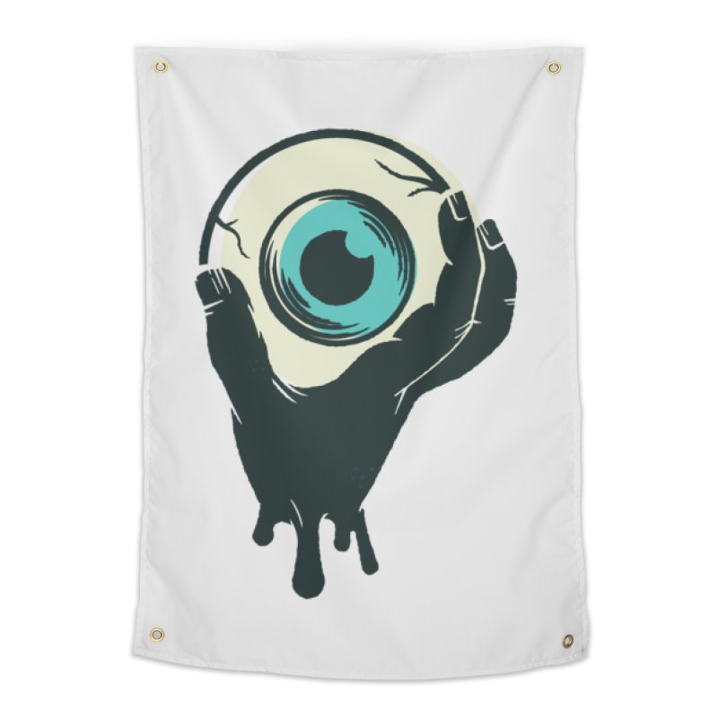 The Eye Home Tapestry by See Monsters's Artist Shop